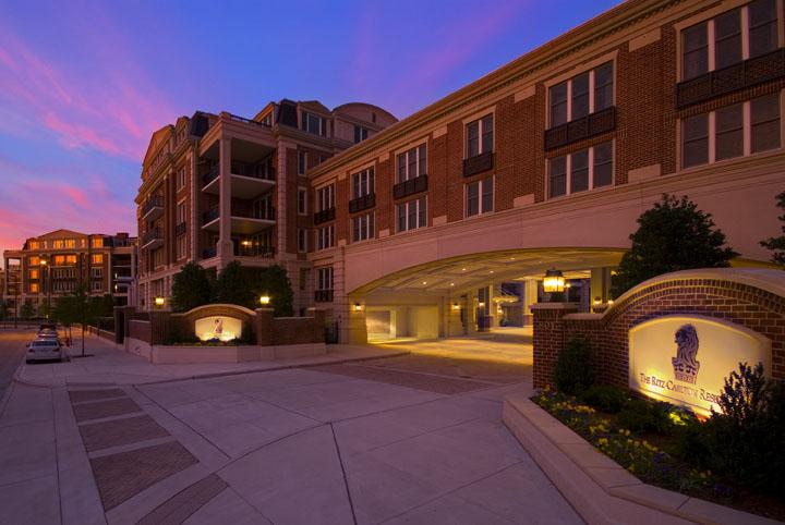 Ritz Carlton Residences Baltimore Maryland Prime